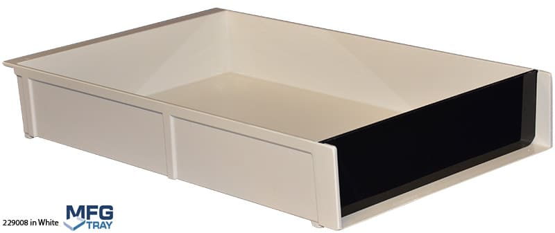 229008-White Vial Loading Trays