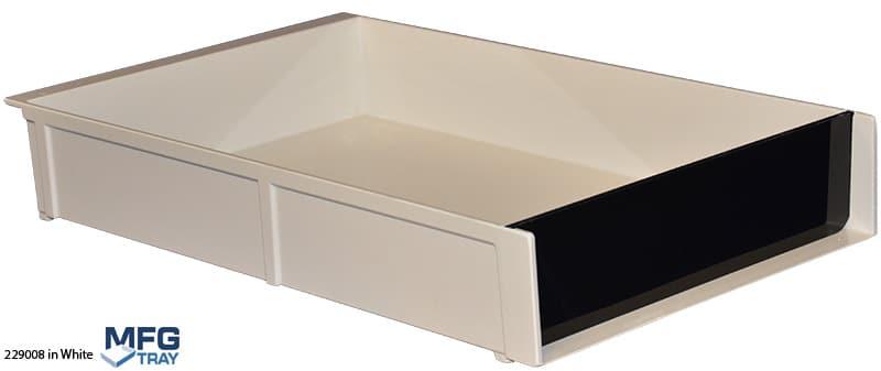 229008-White Vial Loading Trays