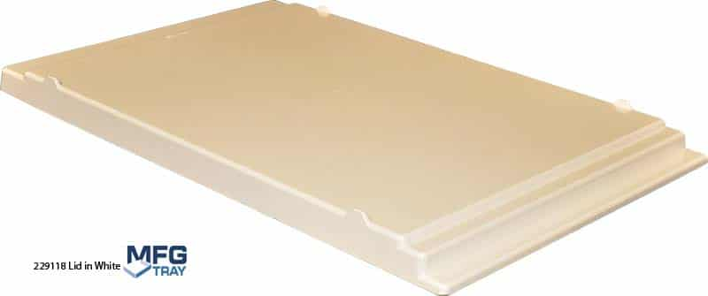 229118-White Vial Loading Trays