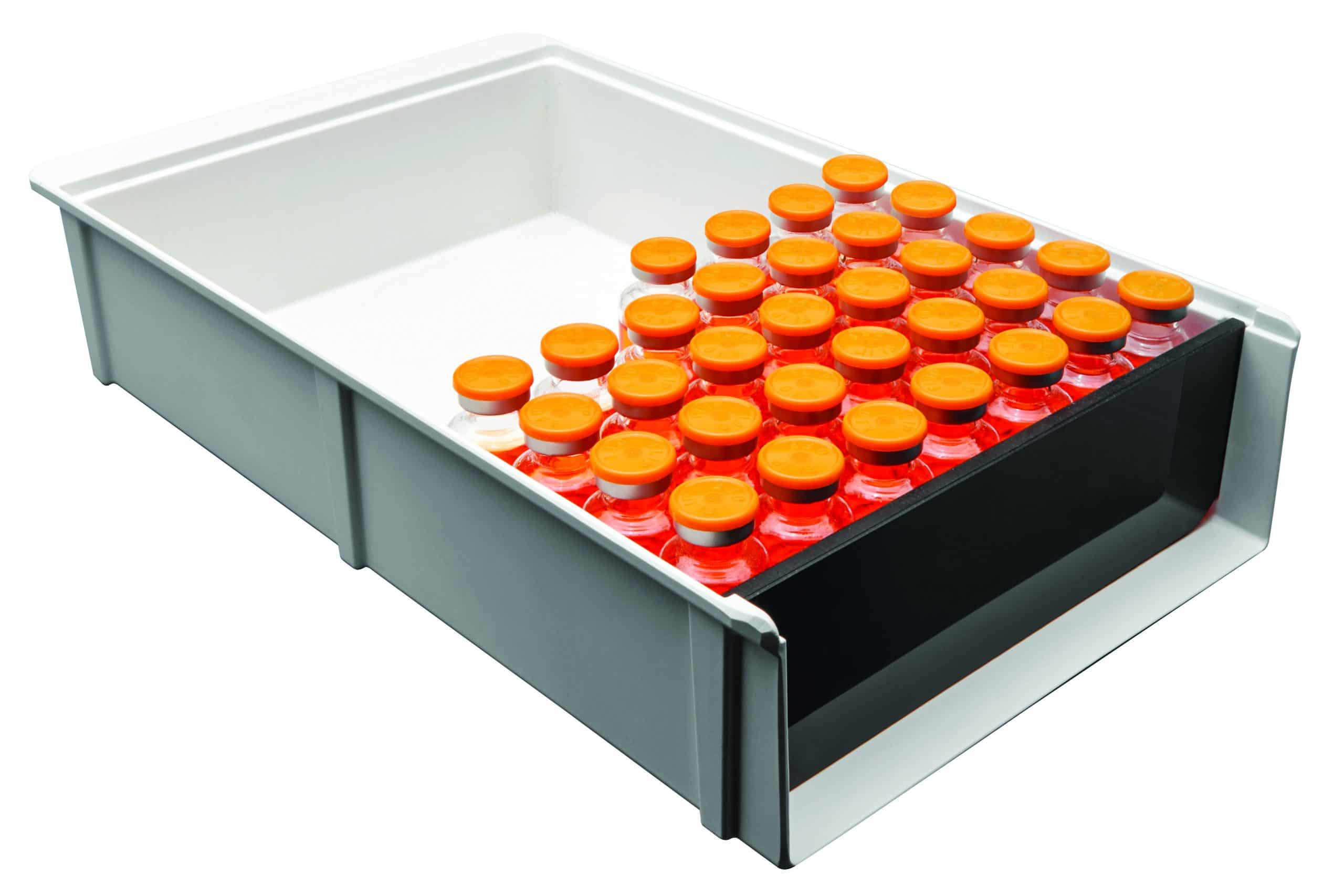 236008-White-scaled Vial Loading Trays