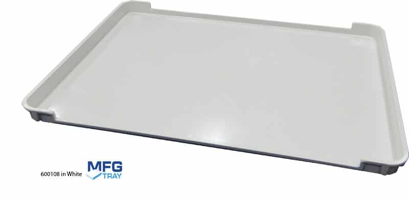 600108-White Soft Gel Drying Trays