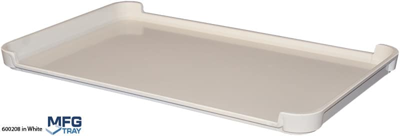 600208-White Soft Gel Drying Trays