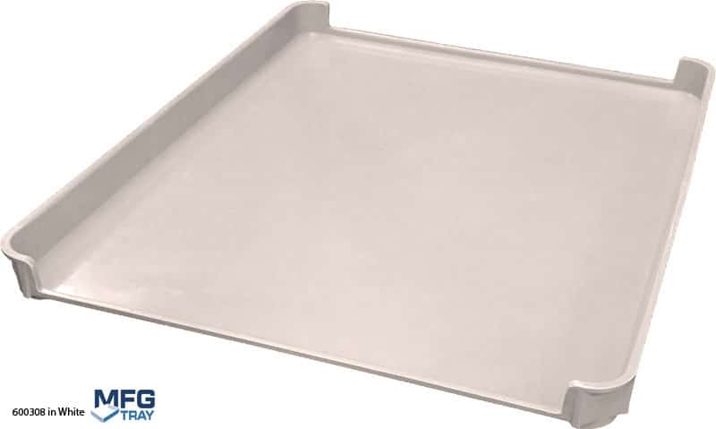 600308-White Soft Gel Drying Trays