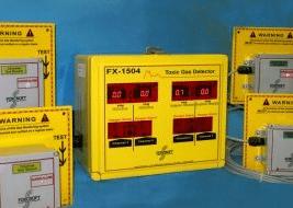 FX1504 Gas Leak Detectors