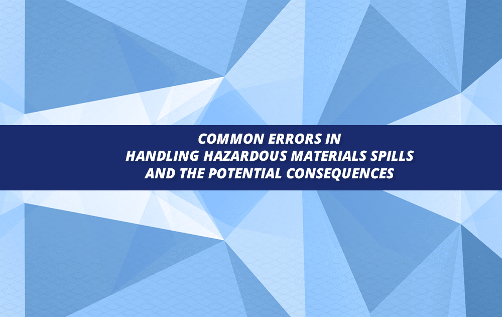 Hazardous Materials Spills