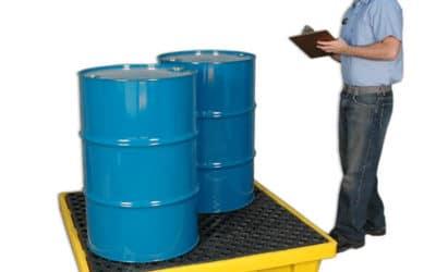 NestablePallet-400x250 Ultra IBC Spill Pallet Plus