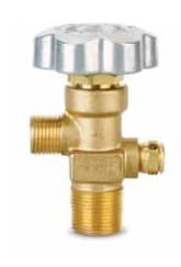 brass Sherwood Cylinder Valves