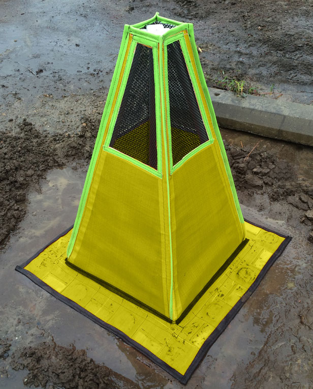 grate-pyramid Ultra Grate Pyramid