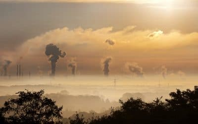 industry-sunrise-clouds-fog-39553-400x250 Waste Water Treatment