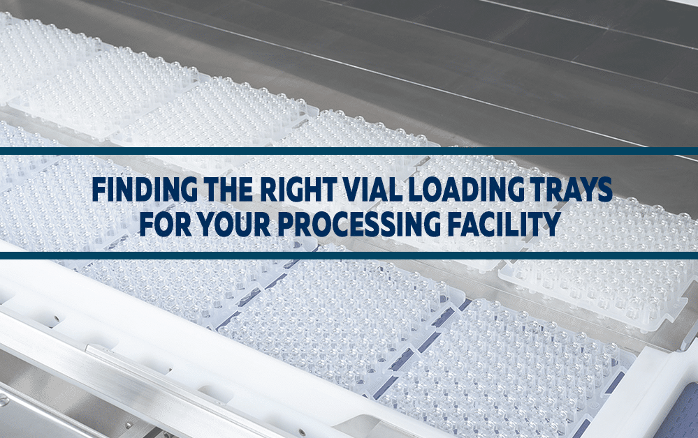 vial loading trays