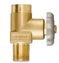 voutlet Sherwood Cylinder Valves